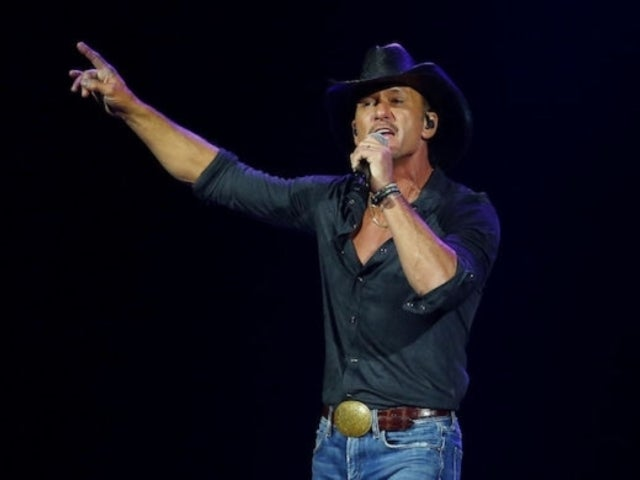 Tim McGraw Announces Tour in Support of New Fitness Book