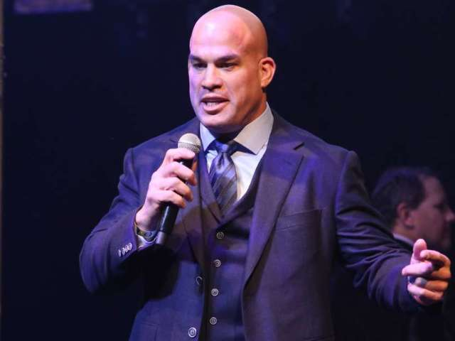 Tito Ortiz Hangs out With Donald Trump's Sons, Gets Invite to White House