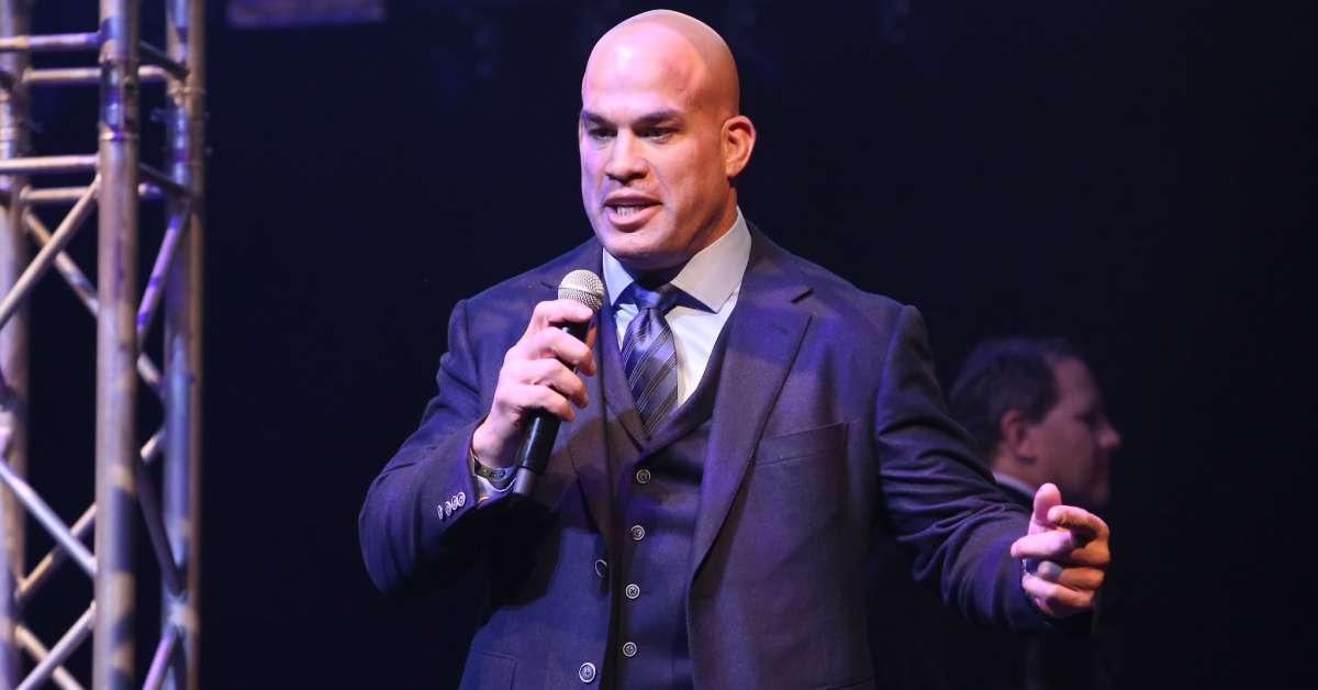 Tito Ortiz Donald Trump sons hang out White House invited