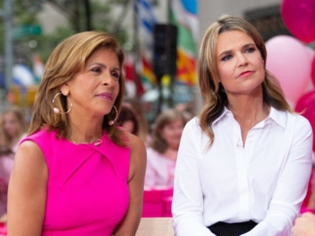 Watch 'Today' Hosts Savannah Guthrie and Hoda Kotb's Live Responses to Matt Lauer Rape Allegations