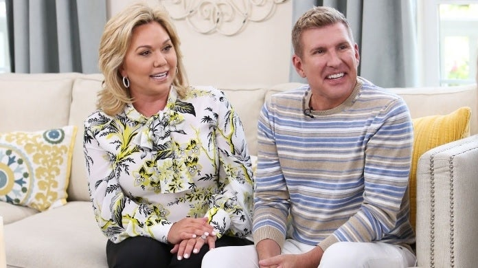 todd chrisley julie getty images
