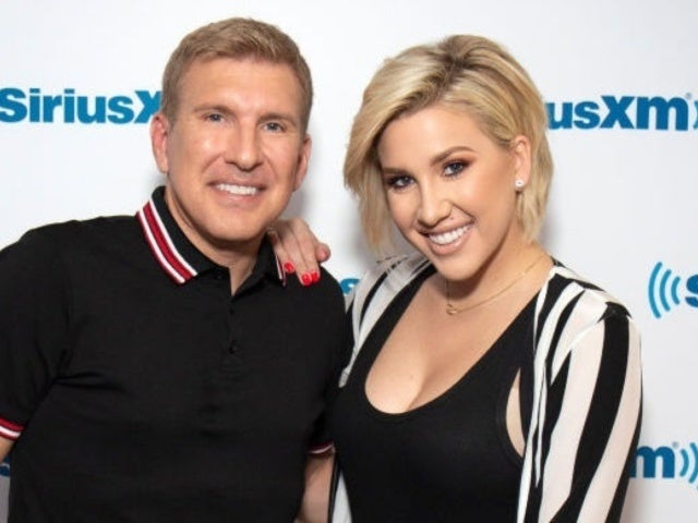 'Chrisley Knows Best' Star Todd Chrisley 'Concerned' Over Daughter Savannah's New Hairstyle