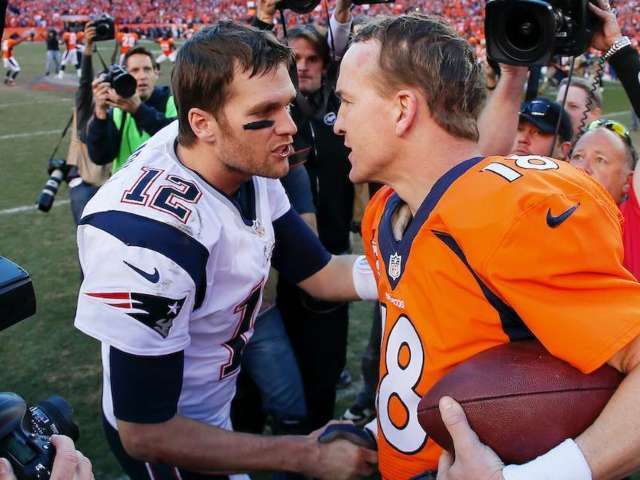 Tom Brady Needs 18 Yards to Leapfrog Peyton Manning on All-Time Passing Yards List