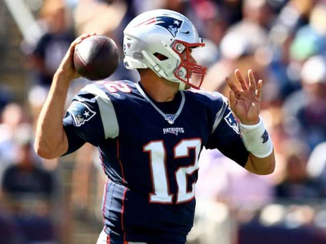 Tom Brady Set to Take Second Place on All-Time Passing Yards List