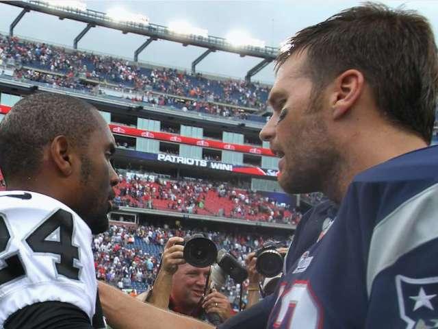 Tom Brady Admits He Fumbled in 'Tuck Rule' Game