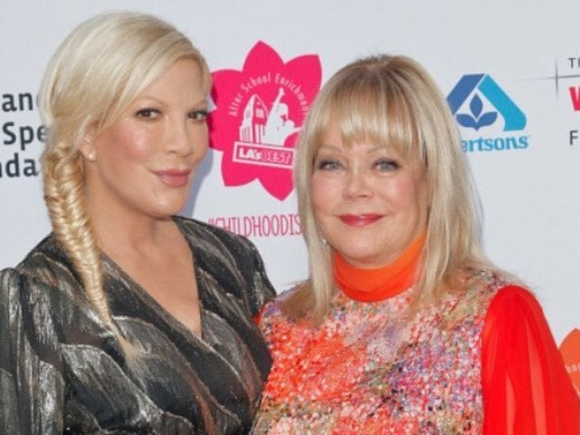 Tori Spelling's Mom Candy Records Dog Video Showing off Her Home, and It's Massive