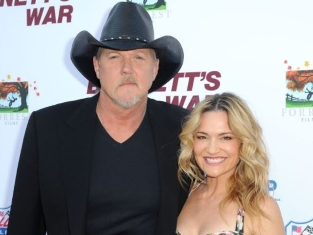 Trace Adkins Just Got Married, and Blake Shelton Was the Officiant