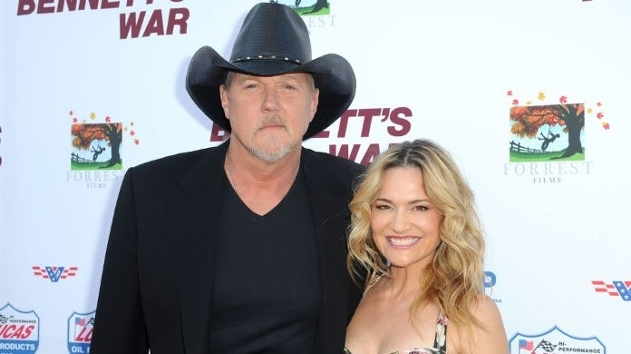 trace adkins victoria pratt getty images