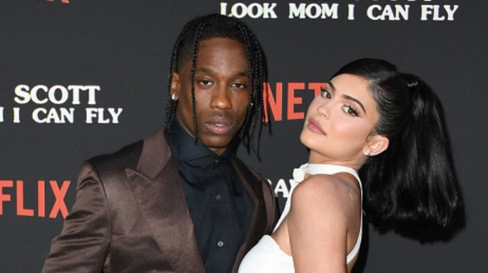 Travis Scott and Kylie Jenner 5-2