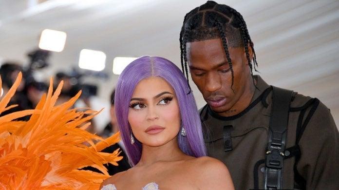 Travis Scott and Kylie Jenner 6-2