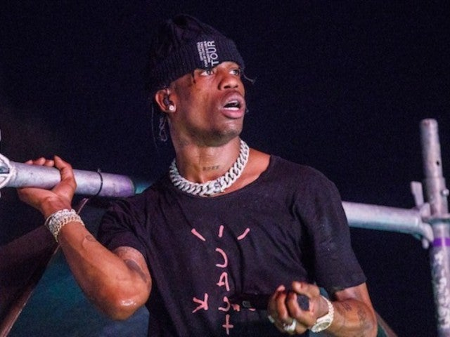 Travis Scott Injures His Leg During Rowdy Rolling Loud Festival Concert