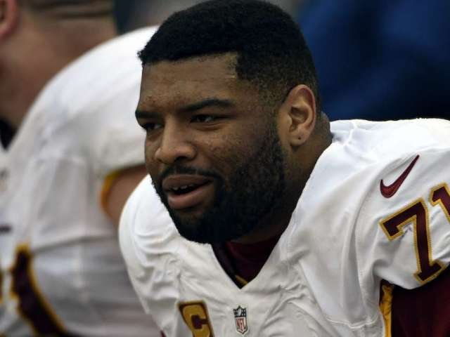 Washington Redskins Now Open to Trading Tackle Trent Williams
