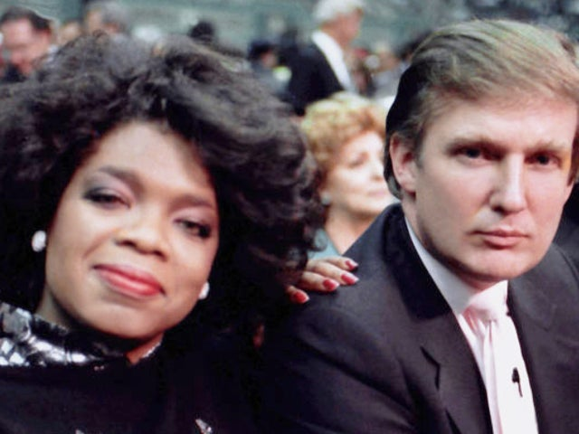 Donald Trump Makes Admission About Oprah Winfrey Following His Campaign for President