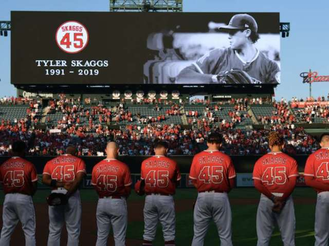 Angels Employee Informs DEA of Tyler Skaggs' Drug Use, Team Reportedly Had Previous Knowledge