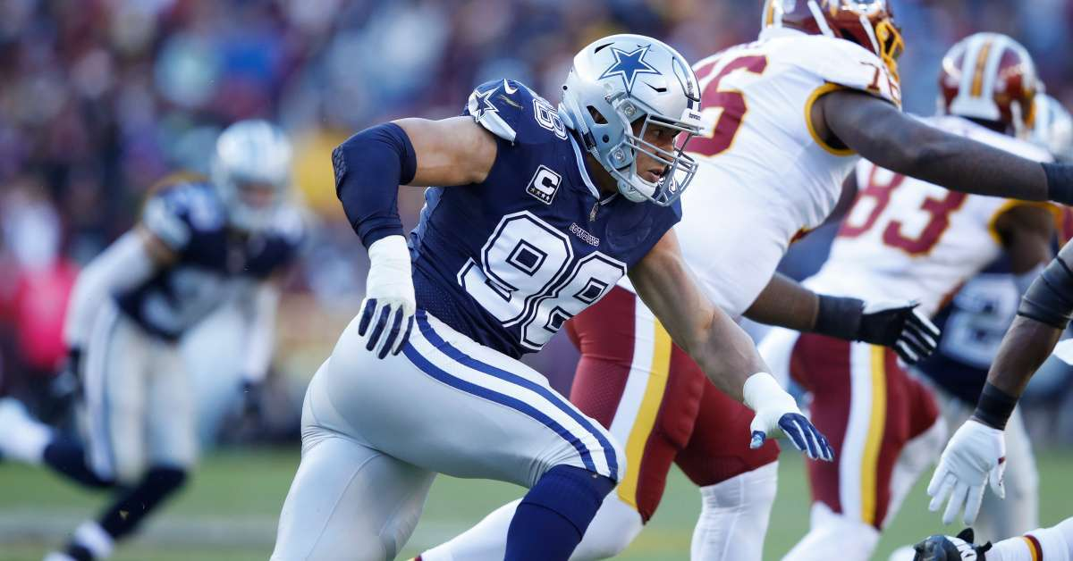 Tyrone Crawford Cowboys injured reserve