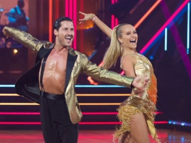 'DWTS': Val Chmerkovskiy Shares Instagram Message for Sailor Brinkley Cook Following 'Heartbreaking' Elimination