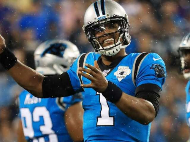 Will the Carolina Panthers Play Cam Newton Sunday?