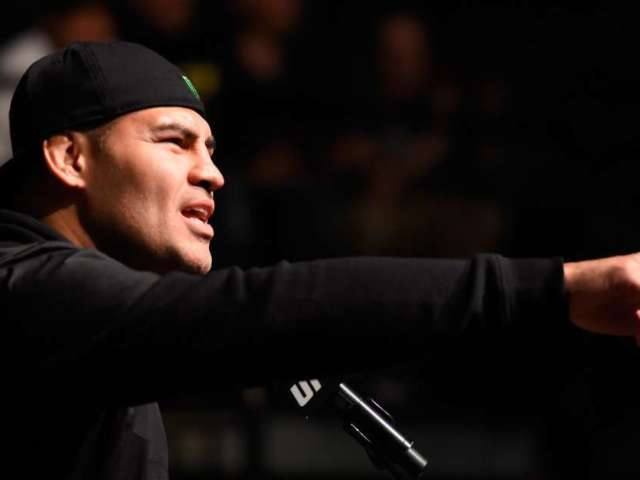 WWE to Make Big Announcement With Cain Velasquez and Tyson Fury