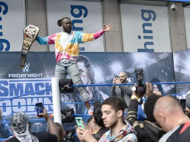 'WWE Friday Night Smackdown': How to Watch, What Time and What Channel