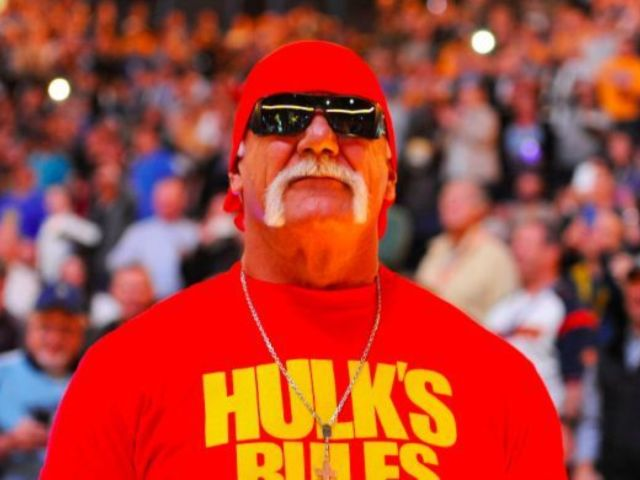Hulk Hogan's Plane Makes It Through Scary Landing Involving 'Blown Tires, Melted Brakes'