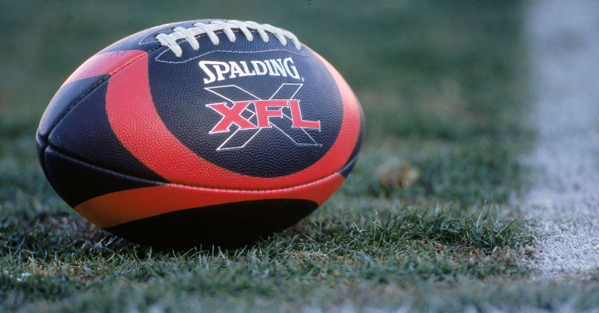 XFL 2020 schedule eight teams
