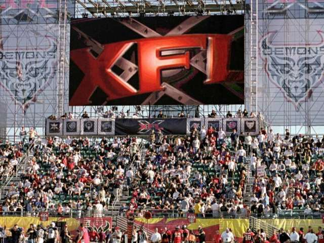 XFL Reveals Player Draft Dates