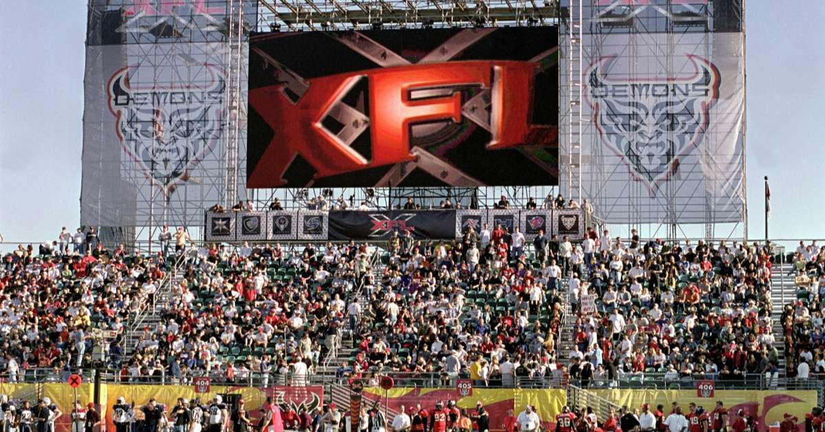 XFL player draft dates released
