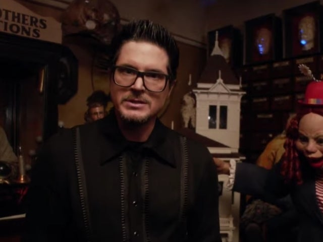 'Ghost Adventures' Star Zak Bagans Claims He Grew Ill During Real-Life 'Conjuring' Home Investigation