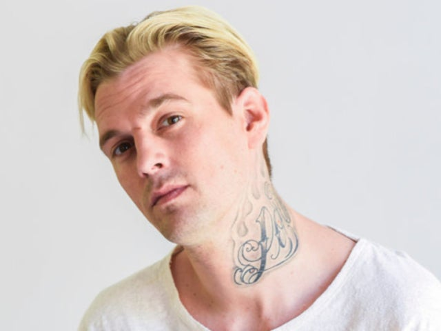 Aaron Carter Shocks Fans After Accidentally Flashing Instagram Live Stream