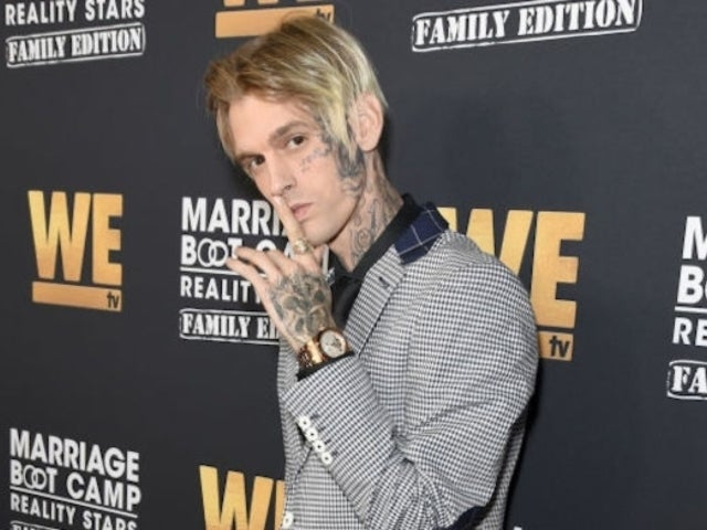 Aaron Carter's Girlfriend Arrested for Domestic Violence