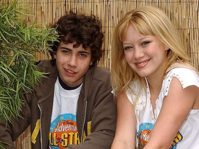 'Lizzie McGuire': Hilary Duff Shares First Photo With Adam Lamberg as Gordo in Disney+ Reboot
