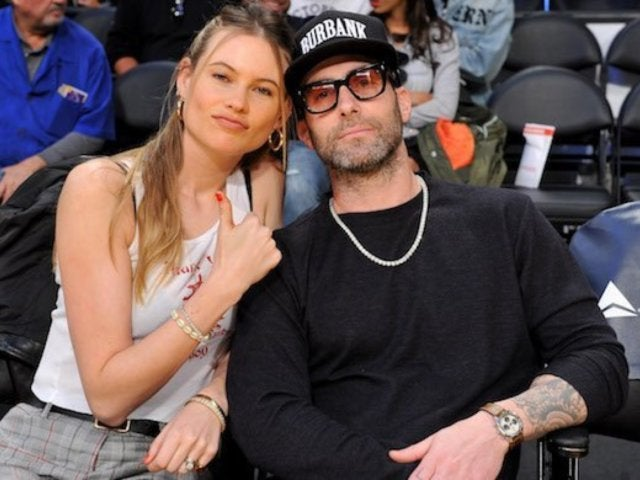 Adam Levine's Wife Behati Prinsloo Shares Rare Video of Daughter Playing