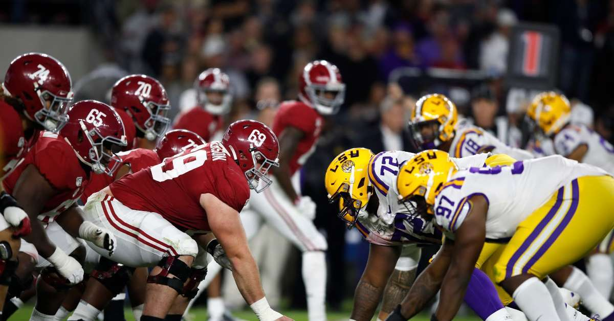 Alabama Fan Charged With Murder After Shooting LSU Fan During 'Game of the Century'
