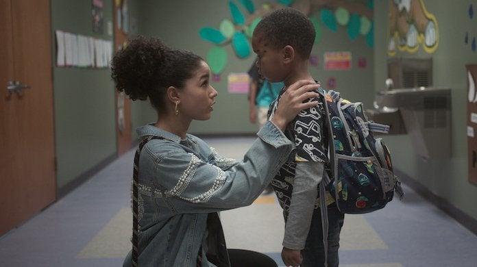 Alisha-Wainwright-raising-dion-JaSiah-Young-Netflix