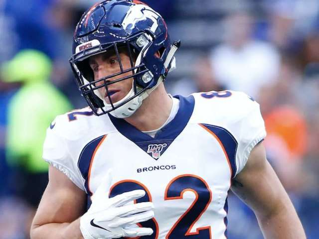 Broncos FB Andy Janovich Suffers Dislocated Elbow, Done for Season
