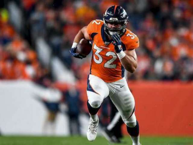 Broncos FB Andy Janovich and Wife Madison McConkey's Best Instagram Moments