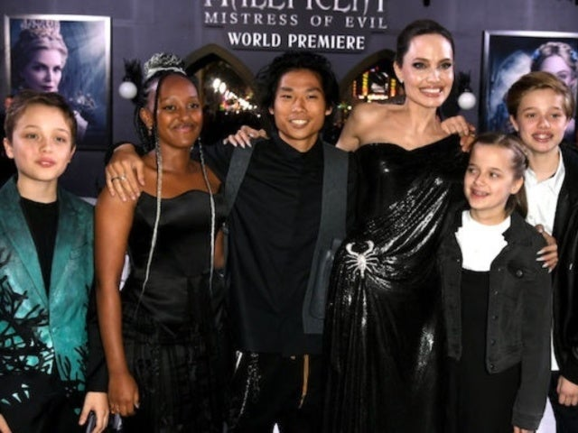 Angelina Jolie Says Her and Brad Pitt's Kids 'Have Been Through a Lot'