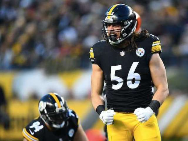 Steelers' Anthony Chickillo Reportedly Cleared of Wrongdoing in Alleged Domestic Violence Incident