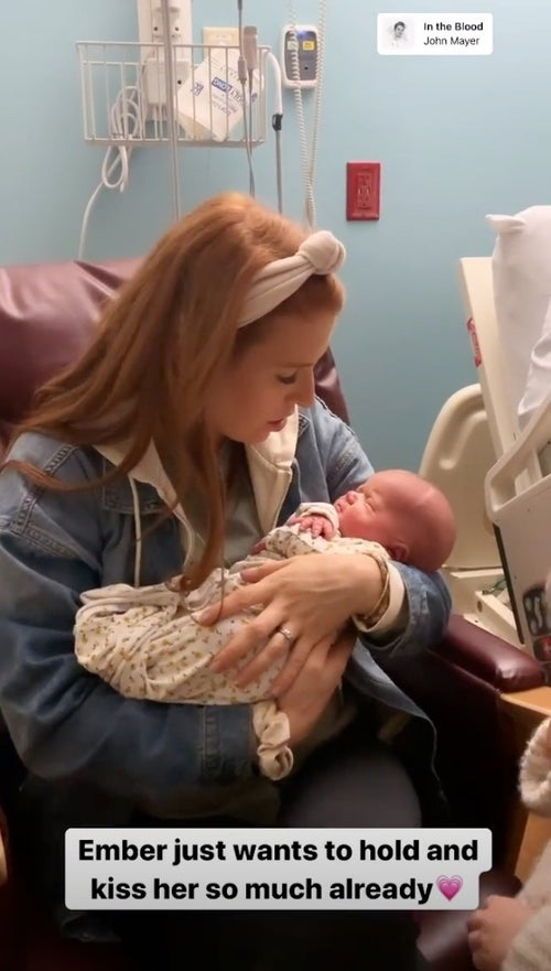 Audrey Roloff meets Lilah