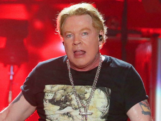 Guns 'N Roses Fans Send Love to Axl Rose Following On-Stage Fall
