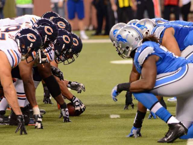 Chicago Bears vs. Detroit Lions Halftime Show Goes Dark After Outage, and Social Media Is Mad