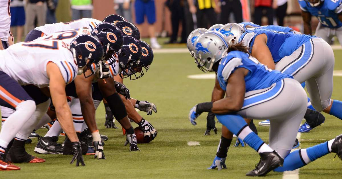 Bears vs Lions on Thanksgiving_ How to Watch, What Time and What Channel