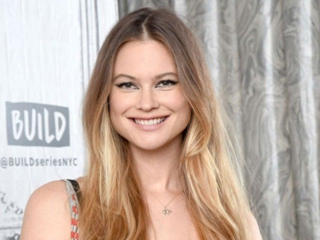 Behati Prinsloo Shows off AMAs Outfit During Night out Without Adam Levine