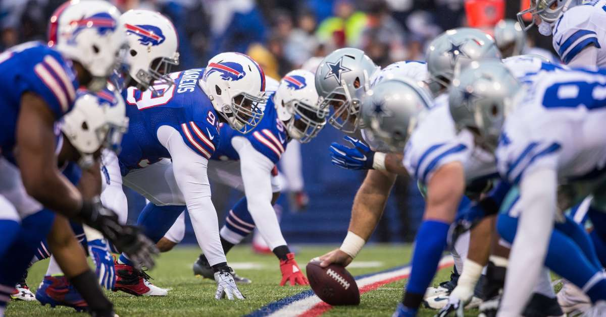 Bills vs Cowboys on Thanksgiving_ How to Watch, What Time and What Channel