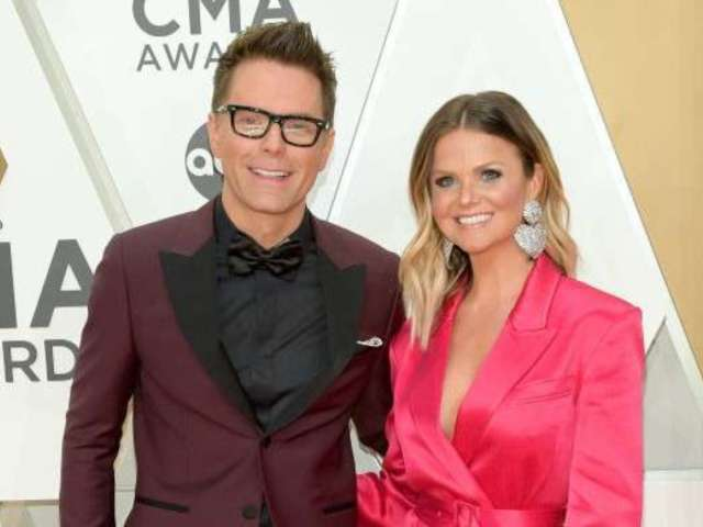 CMA Awards: Bobby Bones Hits Red Carpet With Co-Host Amy Brown