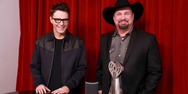 Bobby Bones Weighs in on Garth Brooks Defeating Carrie Underwood for CMA Entertainer of the Year - PopCulture.com