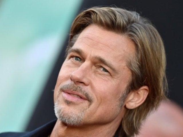 Brad Pitt and Alia Shawkat Are 'Just Friends' Despite Dating Rumors