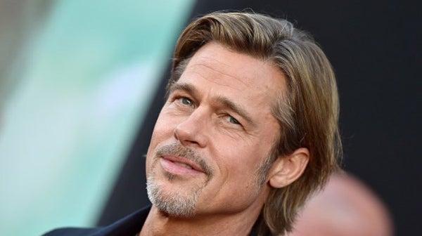 Brad Pitt 5-2