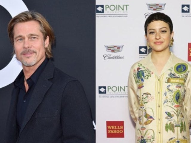 Brad Pitt and 'Arrested Development' Star Alia Shawkat Targeted by Dating Rumors After Being Spotted Together