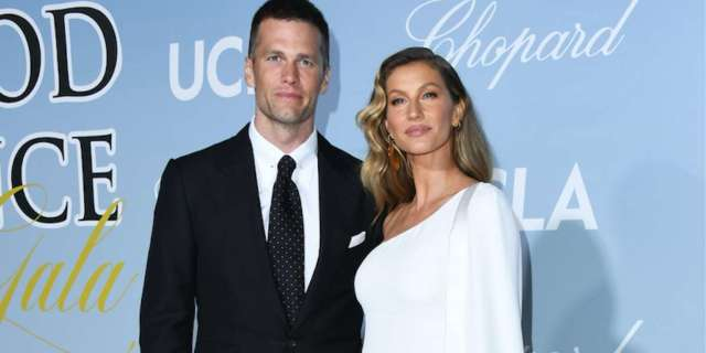 Tom Brady and Gisele Bundchen Not Moving to New Jersey, Despite Rumors - PopCulture.com